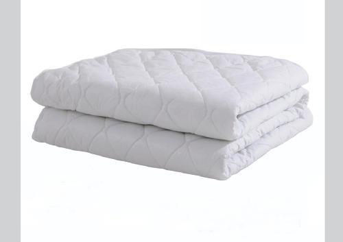 Protector de colchón acolchado 100% algodón tamaño 2