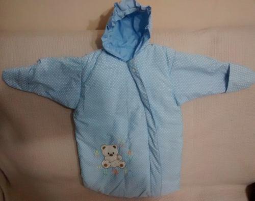 Remato Saco Pijama Para Bebe, Buen Estado