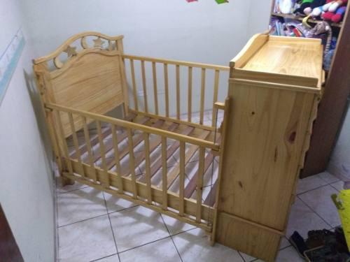 Remato una cama cuna