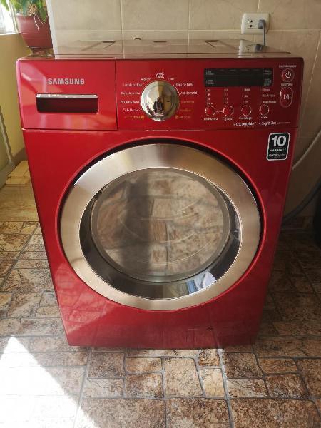 Vendo lavadora samsung de 14kg