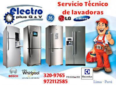 Servicio conocido, servicio de refrigeradoras samsung,