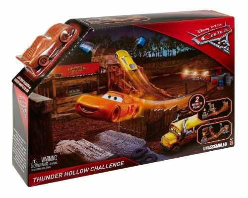 Disney pixar cars 3 set de pista 2 modelos playset