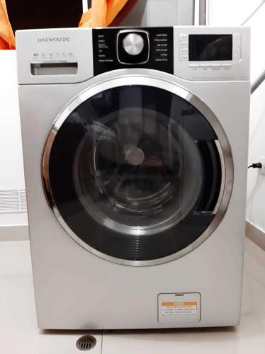 Lavaseca lavadora secadora daewoo 11kg