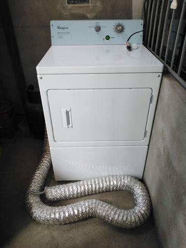 Secadora de ropa a gas whirpool