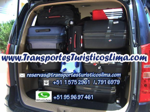 Transporte al aeropuerto en camionetas van minibuses