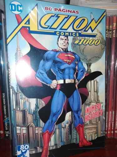 Action comics#1000--ed. en español