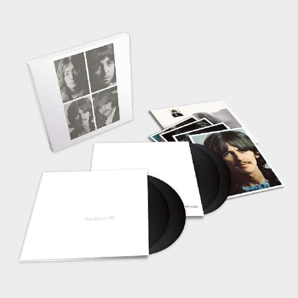 The beatles vinilo white album blanco 50 aniversario/ nuevo