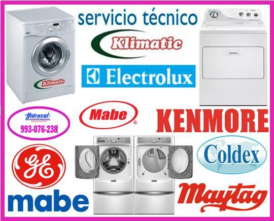 Klimatic reparaciones de lavadoras y mantenimientos