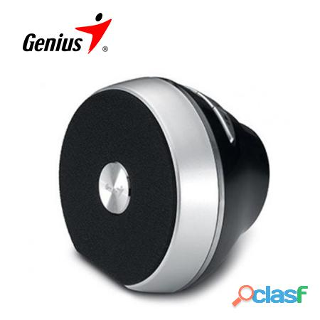 Genius sp 900bt bluetooth black/silver  parlante