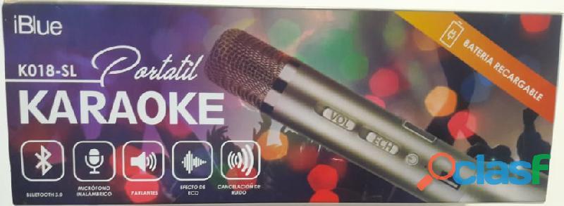 Microfono iblue