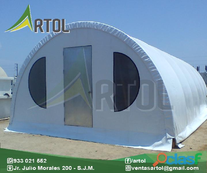 Campamentos Igluu   Artol Perú