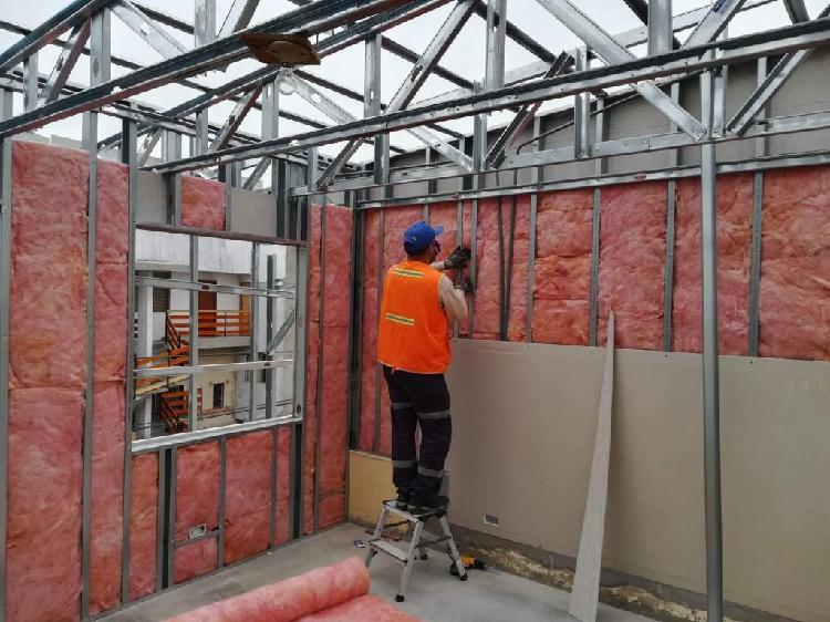 Drywall & construcción (01)468-0191 -