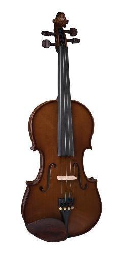 Violin 4/4 3/4 1/2 1/4 2/4 1/8 Con Estuche Arco - Afinadores