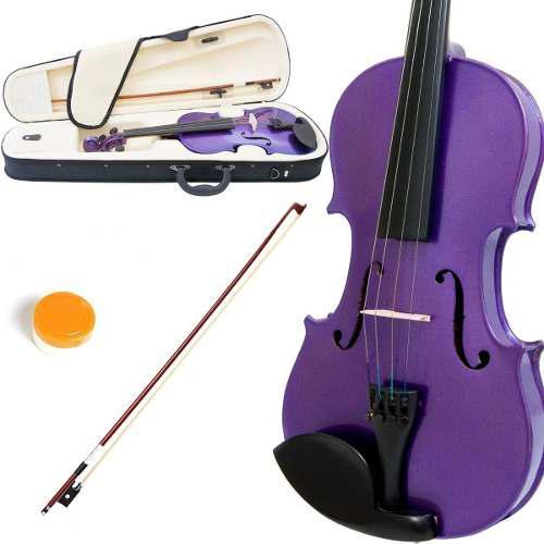 Violin 4/4 nivel de estudio para practica principiantes