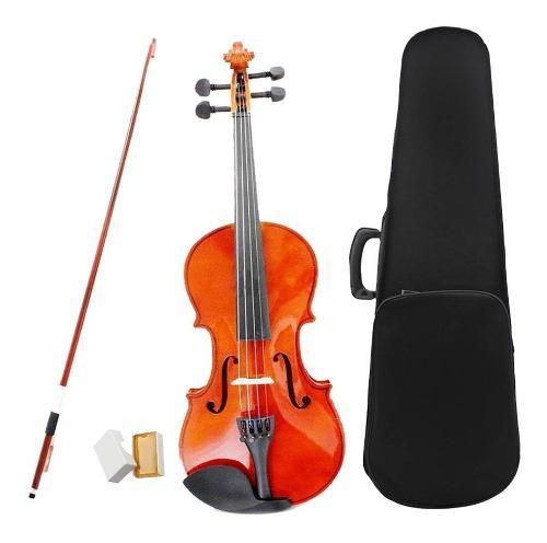 Violin con brillo 1/8 1/4 1/2 2/4 3/4 4/4