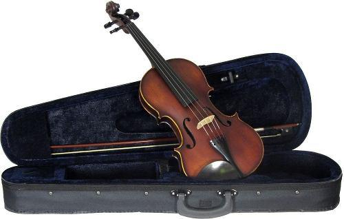Violin europeo sonido grave agudo alta calidad - precioso