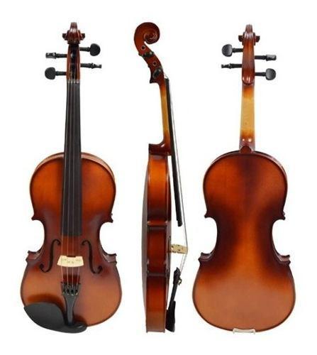 Violines de estudio con arco estuche cera microafinadores