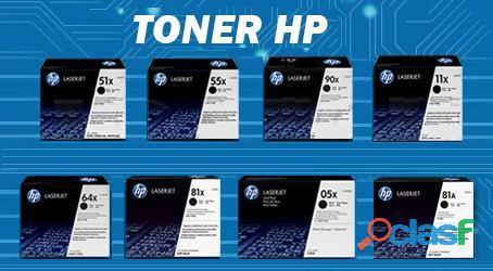 Compra de toner tintas consumibles de impresoras /plotter