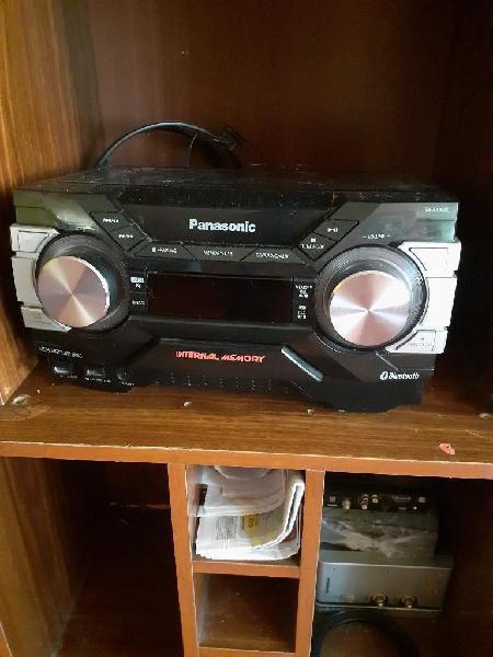 Equipo de sonido panasonic 2500 watss