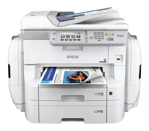 Impresora multifuncional de tinta epson workforce pro wf-r56