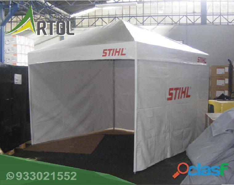 Carpas Publicitarias Modelos Para Campaña   Artol Perú 4