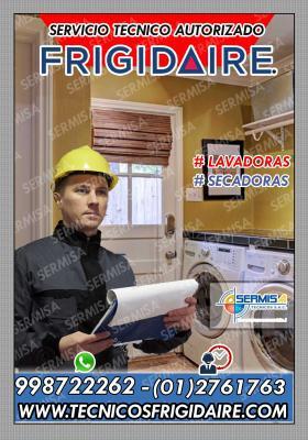 Soporte técnico frigidaire (lavadoras) 2761763 en ate