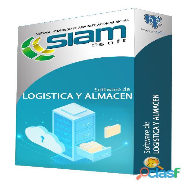 Sistema de logistica y almacen