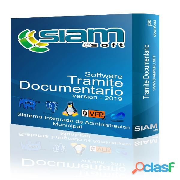 Software tramite documentario