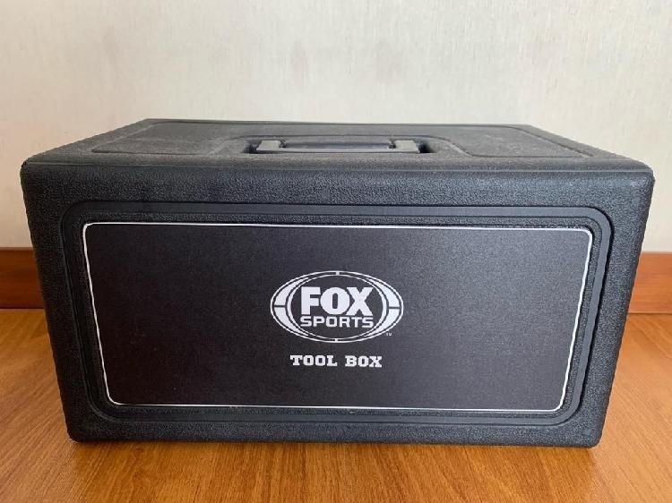 Caja de herramientas fox sport nueva