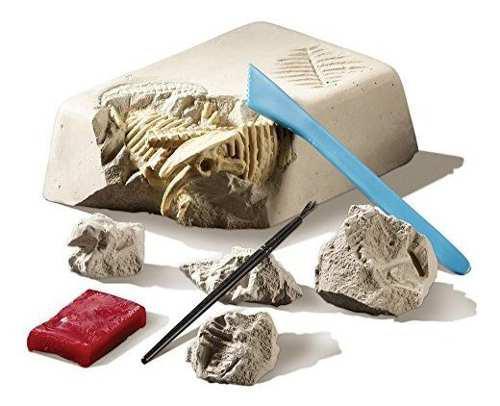 Conocimientos educativos geosafari dino excava triceratops