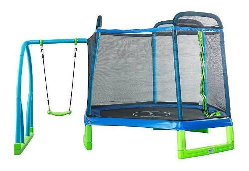 Juegos 2 en 1 saltarin salta salta mecedor columpio niños