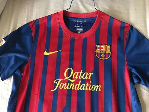 Camiseta barcelona temporada 2011-2012 nike original la liga