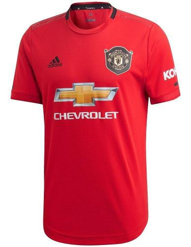 Camiseta manchester united 19/20 home climachill