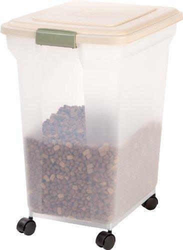 Contenedores de almacenamiento de alimentos para mascotas he