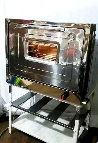 Horno pastelero nuevo! mediano multiusos a gas