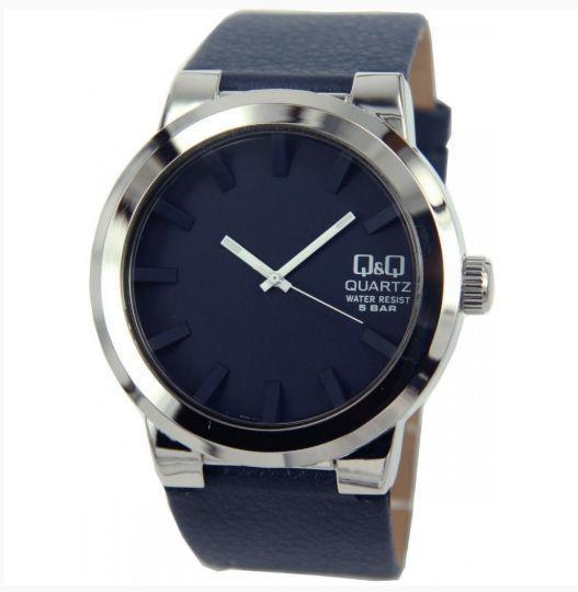 Reloj QQ Original para Hombres con Agujas Luminiscentes