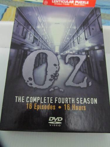 Oz cuarta temporada completa 100% original