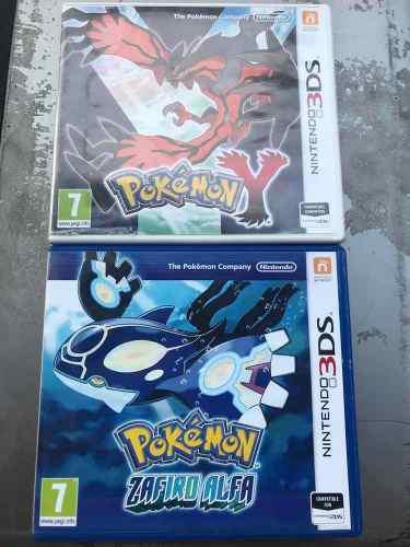 Videos juegos nintendo 3ds pokemon y, pokemon zafiro alfa