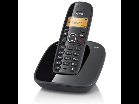 Telefono inalambrico movistar gigaset a490