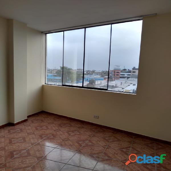 Alquiler de Habitación grande en Los Olivos S/ 490 4