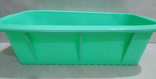 Moldes de silicona para jabones rectangular