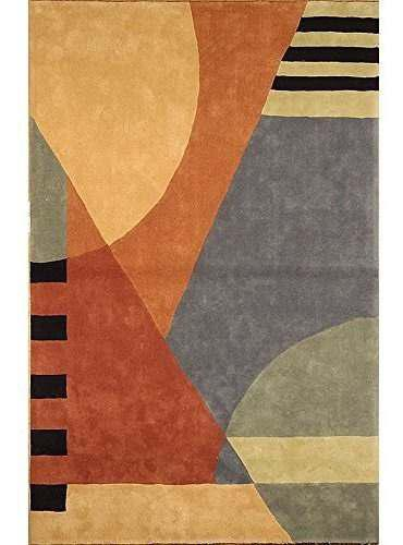 Safavieh rodeo drive coleccion rd863 a hecho a mano abstract