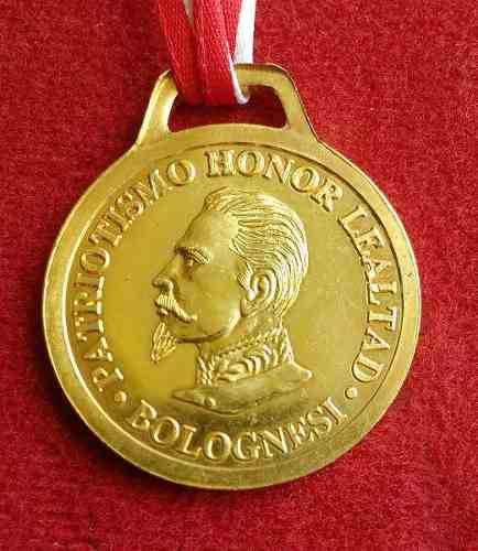 Vint97 antigua medalla servicio militar voluntario 2011