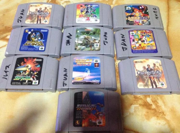 Nintendo juegos