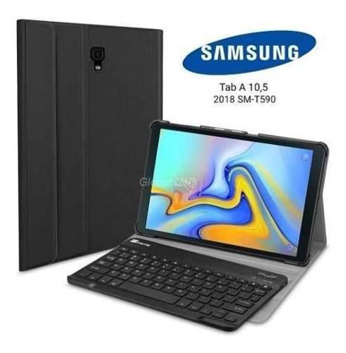 Case Galaxy Tab A S5e S6 S4 10.5 10.1 C/ Teclado Usa 2019-18