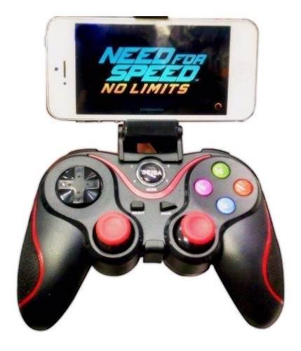 Gamepad Seisa Bluetooth Para Smartphone-tablet Android