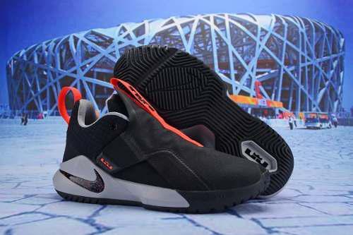Nike Lebron Ambassador Lbj Negro 40/45 Imports Online Line