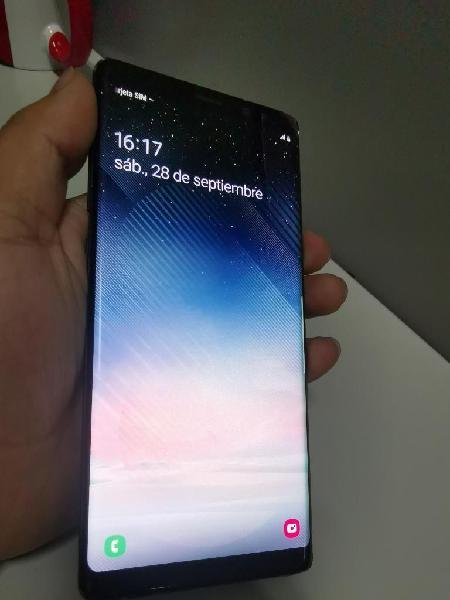 Vendo Samsung Galaxy Note 8 Detalle