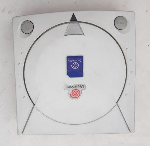 Dreamcast con gdemu, cobertor y memoria de regalo