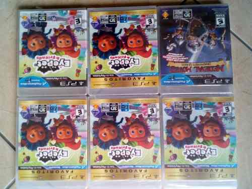Juegos ps3 juegos sellados... omerflo